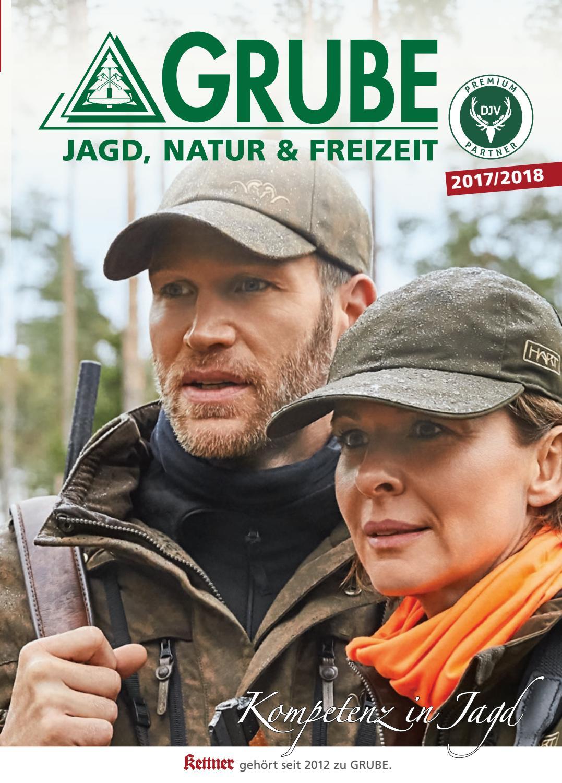 Katalog GRUBE Jagd, Natur&Freizeit 20172018 by Grube Poland