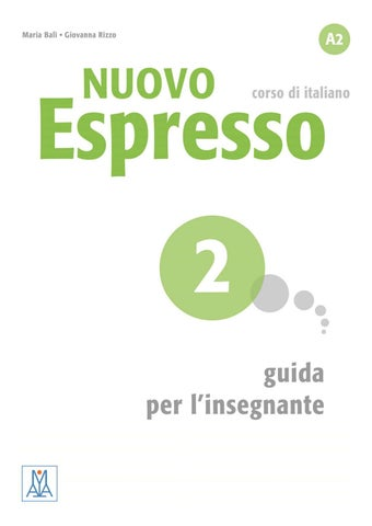 Nuovo espresso 2 guida by Marian Martínez Vélez - issuu fc65b39412b2