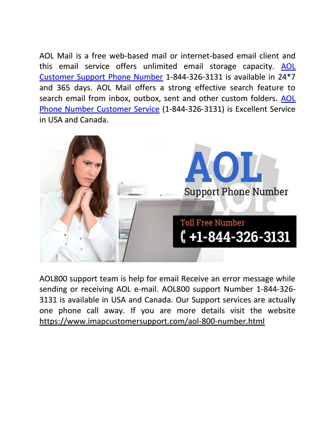 need help aol phone number customer service @1-844-326-3131 in usa