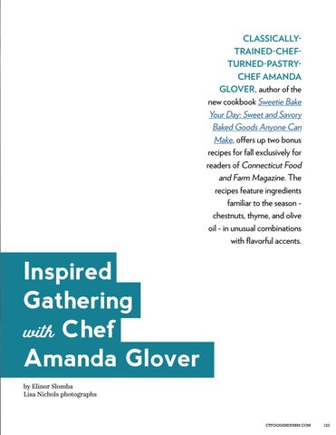 Page 123 of Inspired Gathering with Chef Amanda Glover
