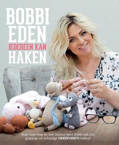 Inkijkexemplaar Iedereen Kan Haken Bobbi Eden By Veen Bosch