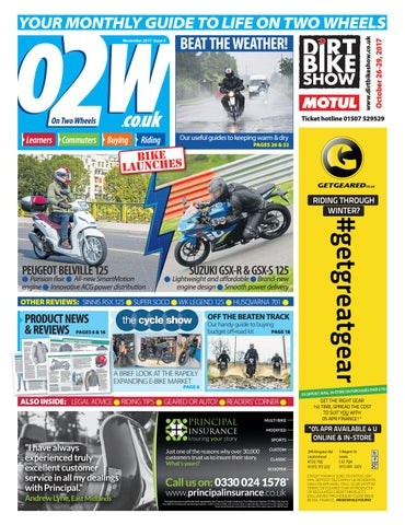 On Two Wheels - Issue 6 by Mortons Media Group Ltd - issuu