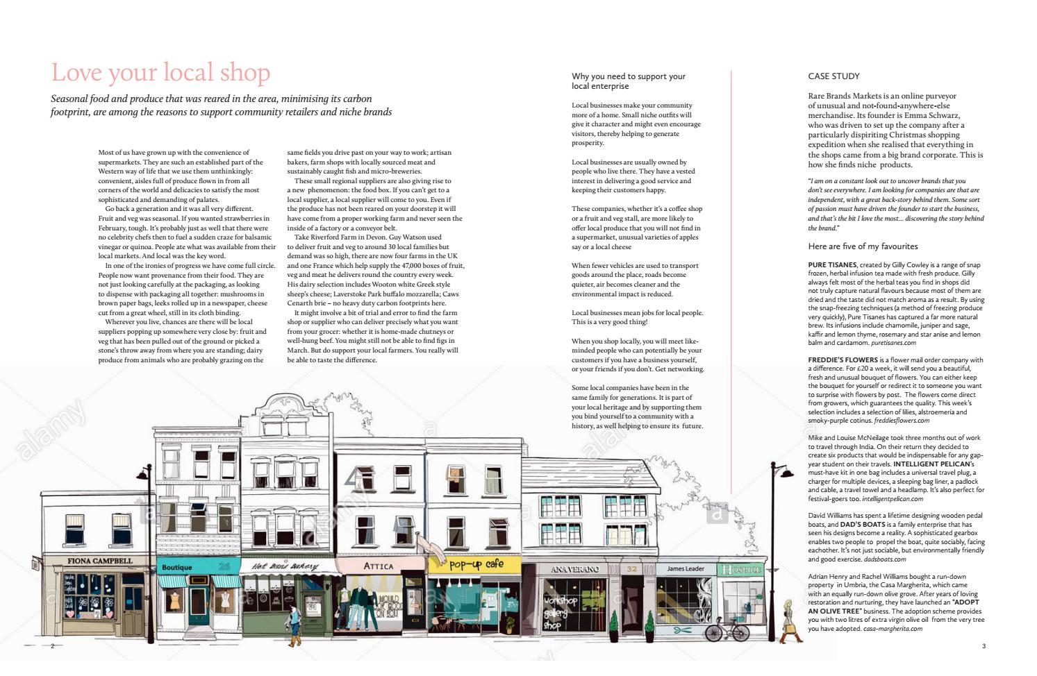 Shop local News Article by Website Success - issuu