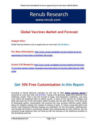 Novel Approaches To Vaccine Research By Research Signpost Issuu