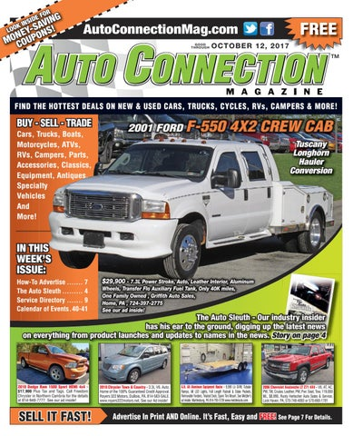 10-12-17 Auto Connection Magazine by Auto Connection Magazine - issuu 84eeb06ac987