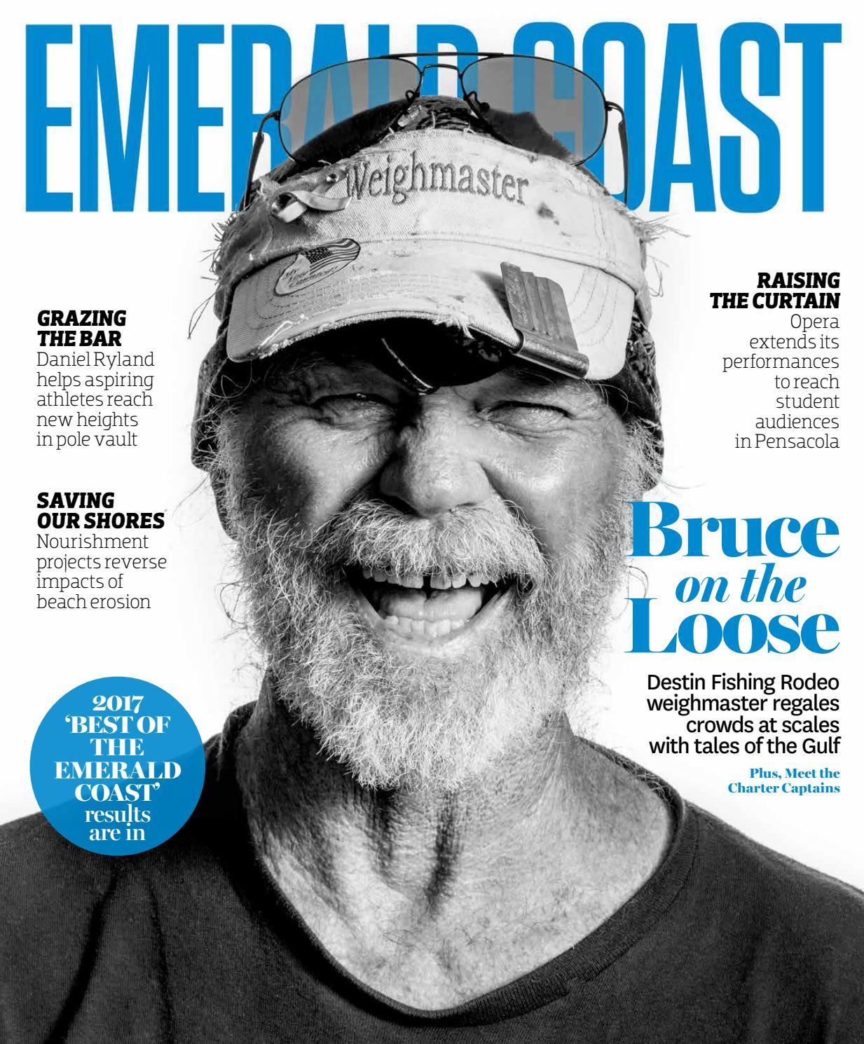 27fe999887cb Emerald Coast Magazine- October November 2017 by Rowland Publishing ...