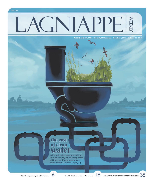 Lagniappe: Oct 5 - Oct 11, 2017 by Lagniappe - issuu