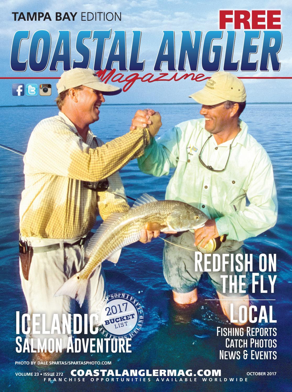 8e8d82dbbe2043 Coastal Angler Magazine - October   Tampa Bay by Coastal Angler ...