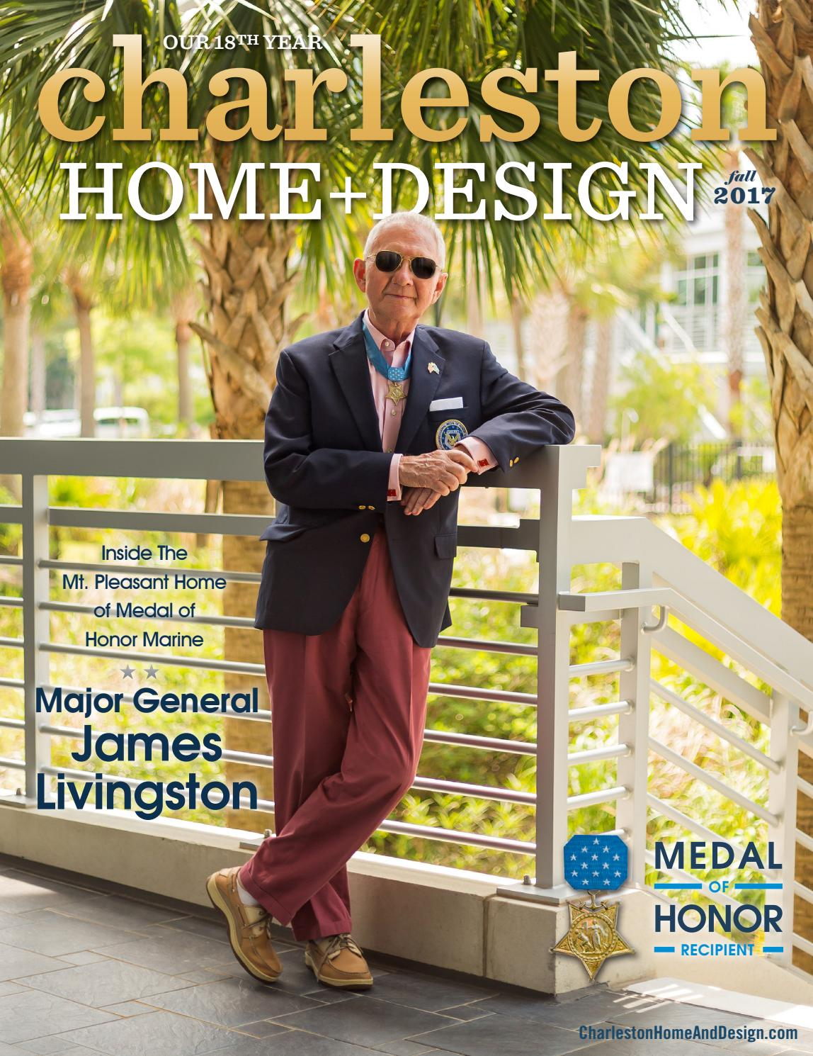 Charleston home design magazine fall 2017 by charleston - Charleston home and design magazine ...