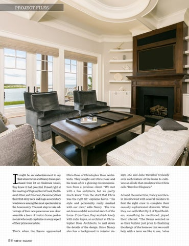 Charleston Home + Design Magazine: Fall 2017 By Charleston Home + ...