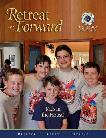 Holy Family 2017 Retreat Forward