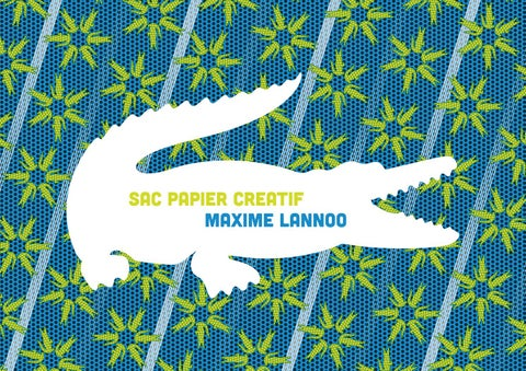 Papier Lannoo Issuu Sac Créatif Maxime Lacoste By wZxOgPn0q