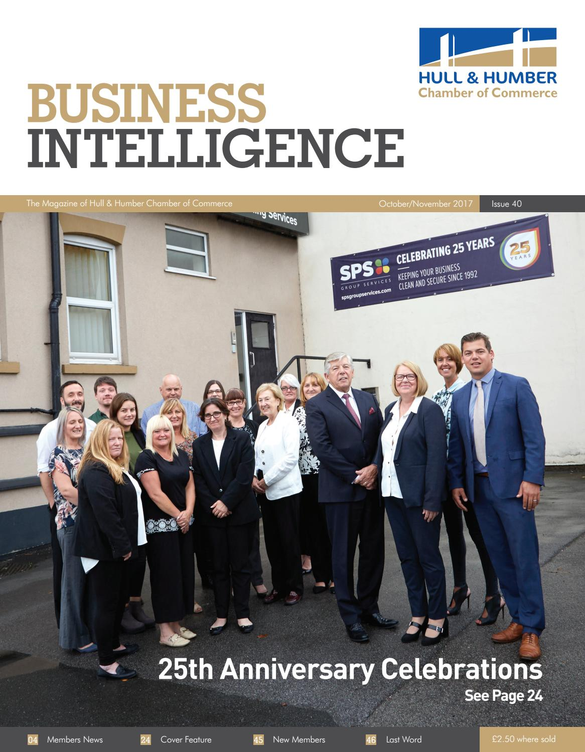 bd483f38b9c Business Intelligence 40 by Distinctive Publishing - issuu