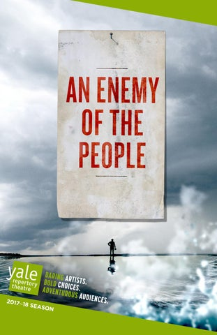 An Enemy Of The People By Yale Repertory Theatre Issuu