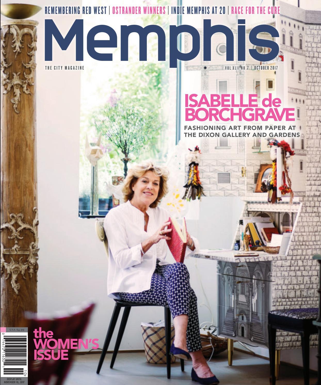 Memphis Magazine October 2017 By Contemporary Media Issuu Dat Deeja Bali Green Ballerina