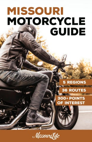 2017 Missouri Motorcycle Guide