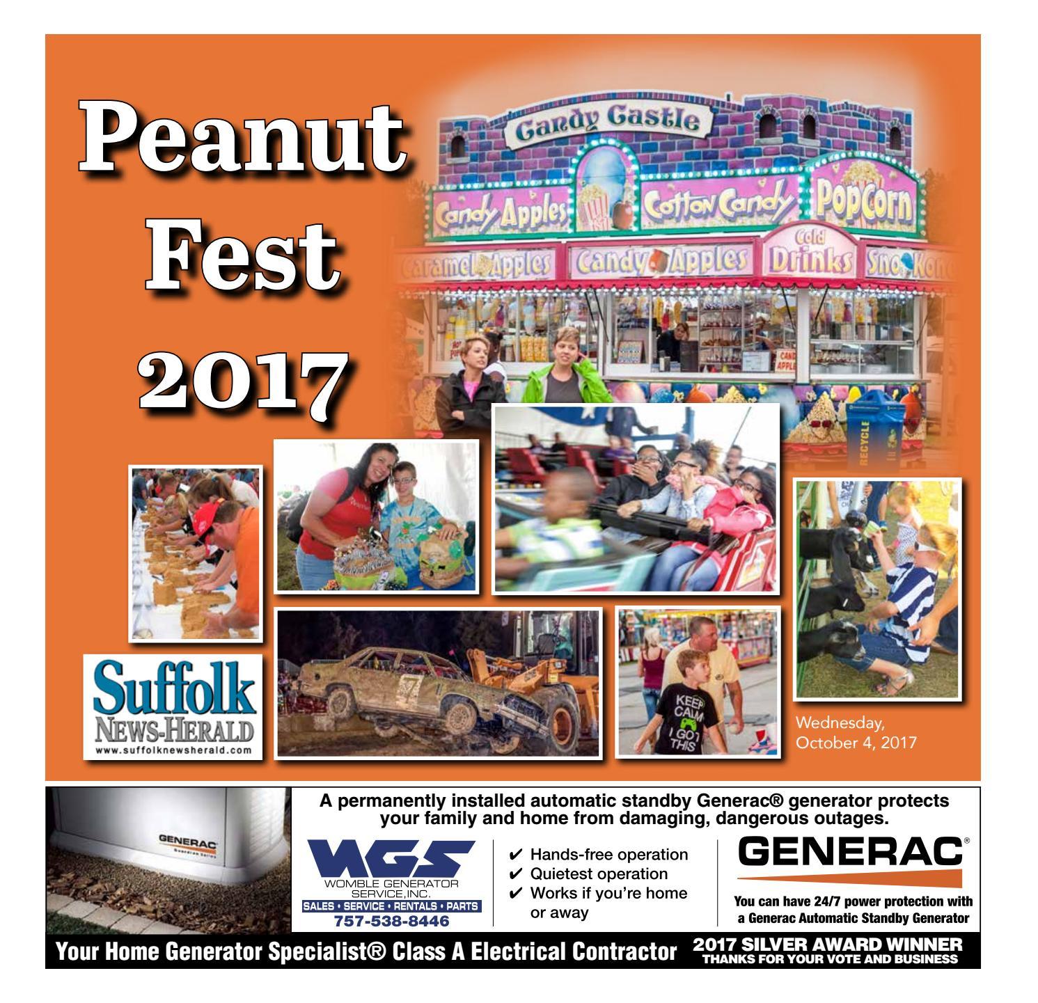 Peanut Fest 2017 by Suffolk News Herald issuu