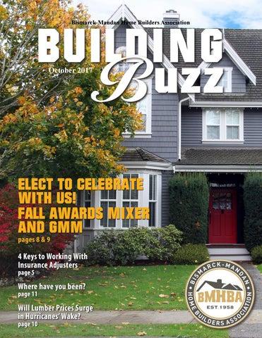 October 2017 Building Buzz by Bismarck-Mandan Home Builders
