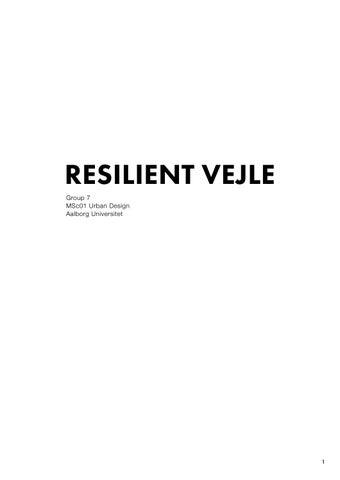 Resilient Vejle By Lars Dyve Jorgensen Issuu