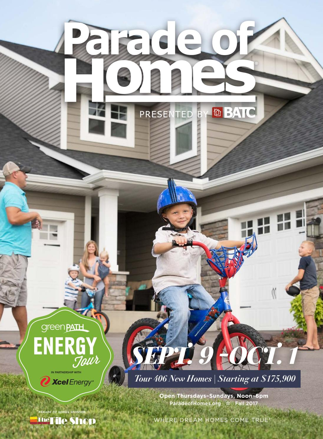 2017 Fall Parade Of Homessm Guidebook By Batc Housing First Basic Electrical Characteristics Ininins English Blog Minnesota Issuu