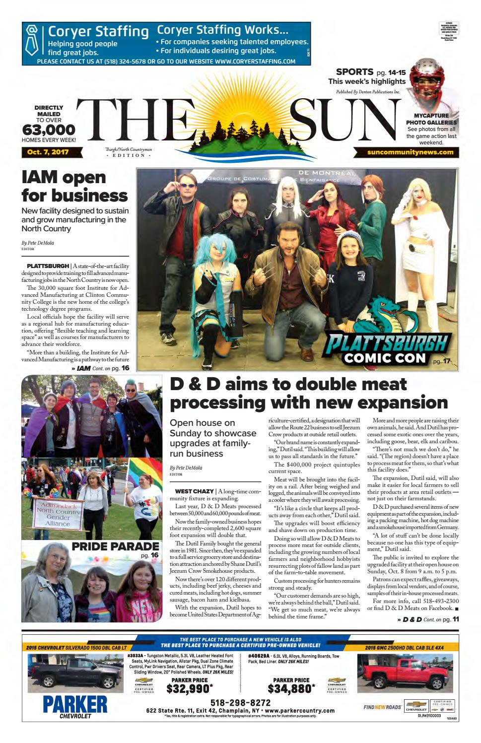 Nc a 0099 1007 by Sun Community News and Printing - issuu