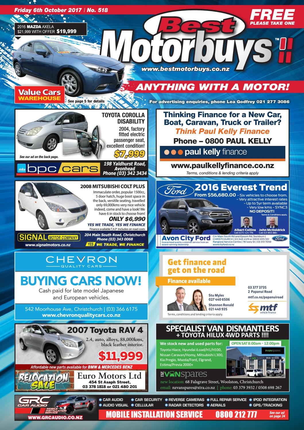 d54b46119c Best Motorbuys 06-10-17 by Local Newspapers - issuu