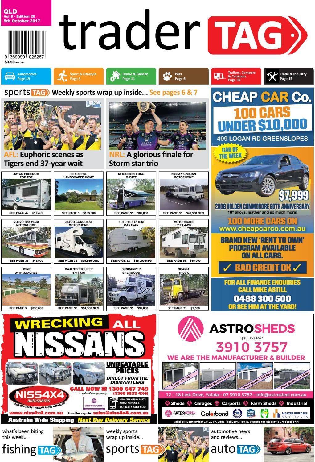 TraderTAG - Queensland - Edition 20 - 2017