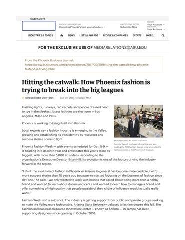 Peachy Herberger Institute Fashion Program In Phoenix Business Download Free Architecture Designs Intelgarnamadebymaigaardcom