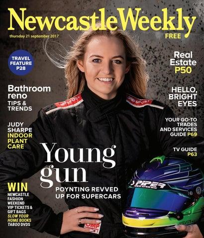eb6bfaa6295 21 September 2017 by Newcastle Weekly Magazine - issuu
