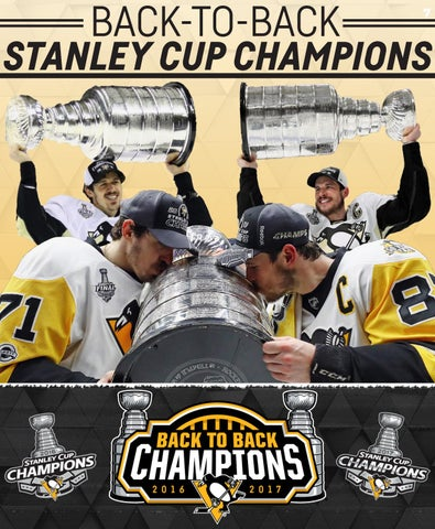 8af0e9866b3 Pittsburgh Penguins Back-To-Back Championship Notes by Pittsburgh ...