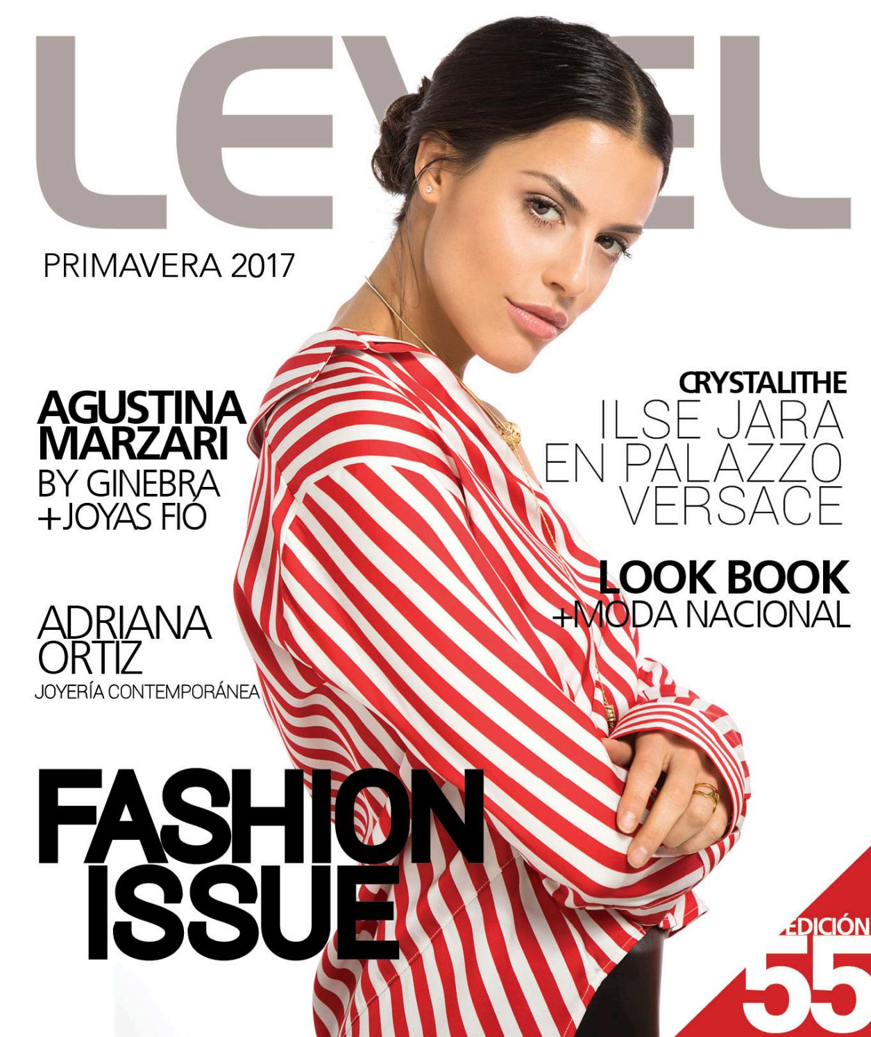 55 The Fashion Issue by Revista Level - issuu