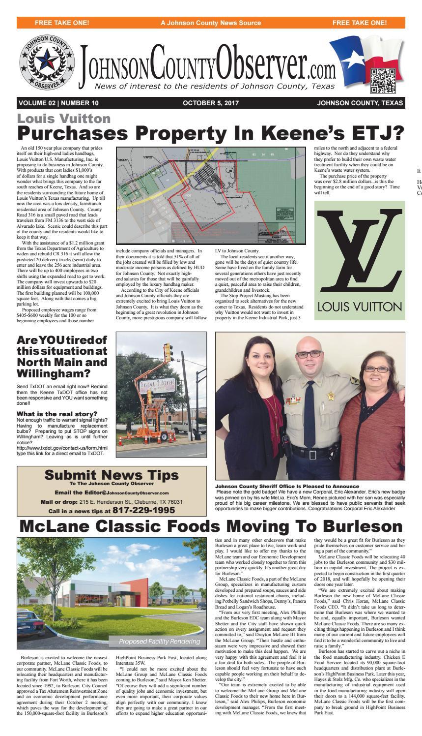 7953423358e Johnson County Observer October 5, 2017 by Johnson County Observer ...