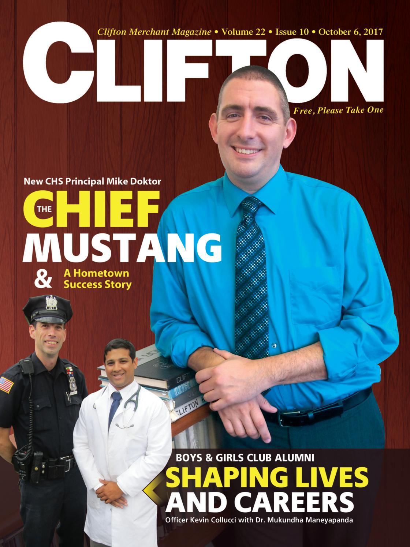 3a67767e62 Clifton Merchant Magazine - October 2017 by Clifton Merchant Magazine -  issuu