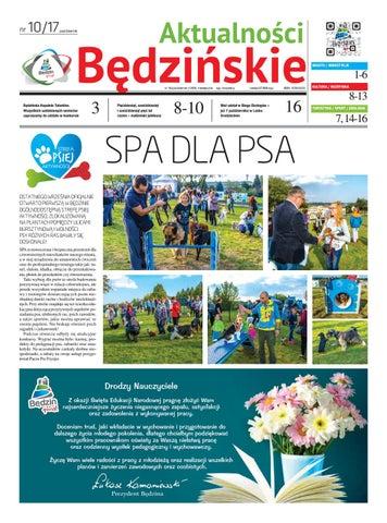 Aktualności Będzińskie Październik 2017 By Bedzin Issuu