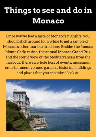 2f987e86d16143 Best of Monaco 2008 by jmcarmona - issuu