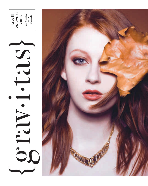 Gravitas Magazine Autumn 2017 By Issuu Tas Mumer Gaul 3