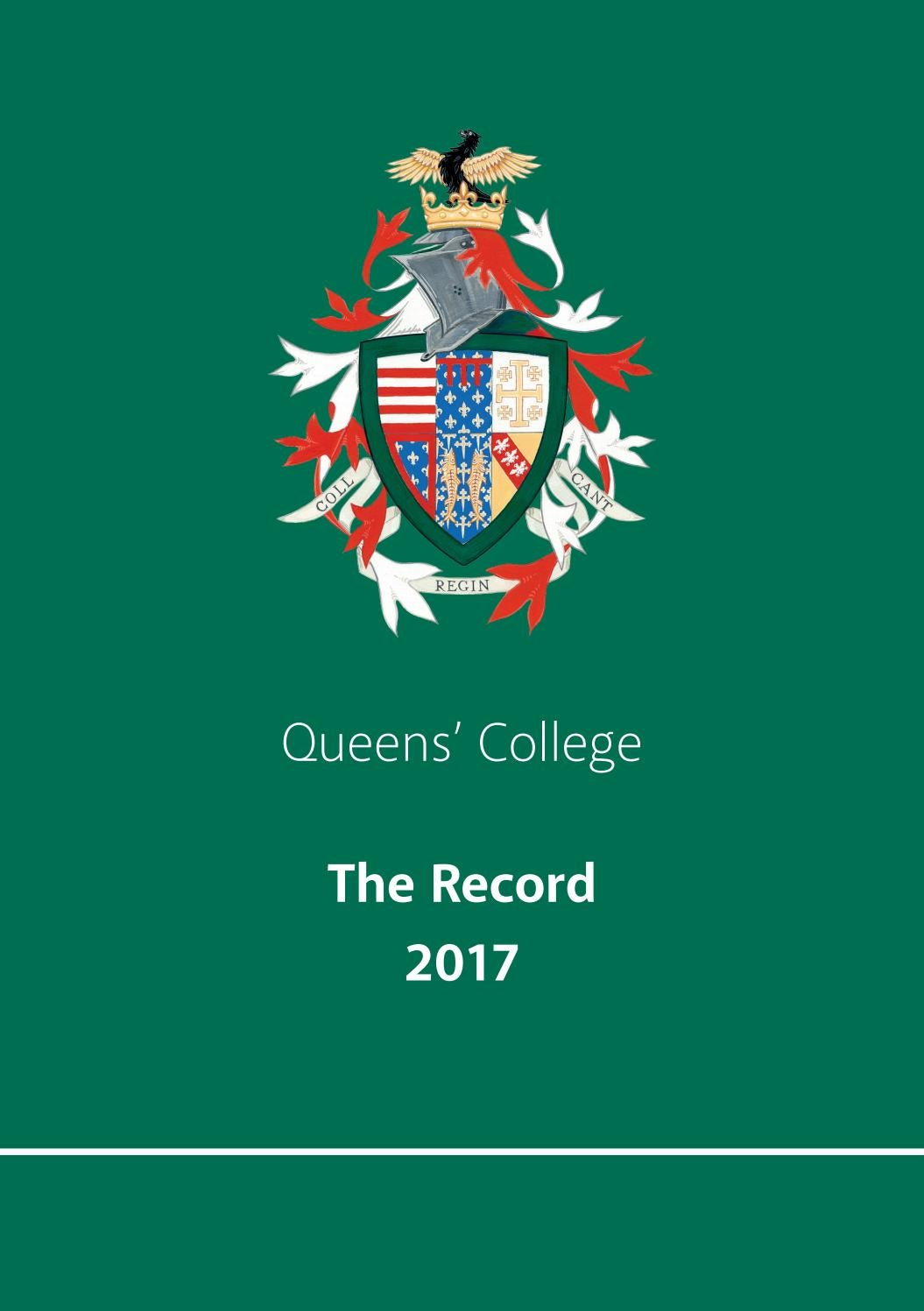 The Record 2017 by Queens' College - issuu