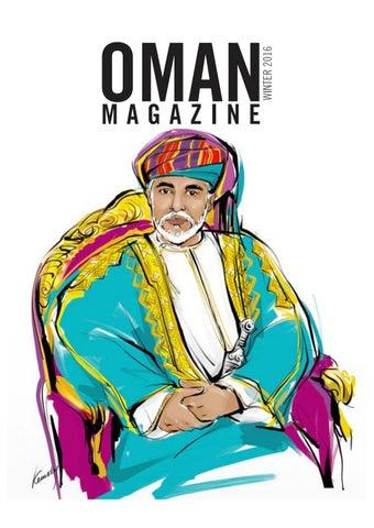 ea2b0fbd7f84a Oman Magazine - Winter 2016 by Oman Magazine - issuu