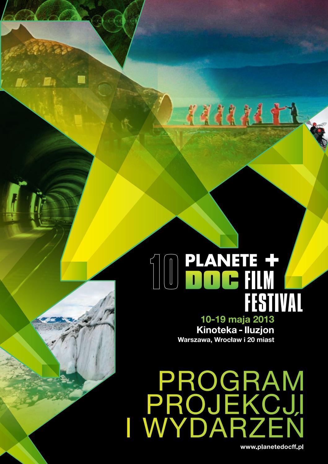 10 Festiwal Filmowy Planete Doc Review Katalog By