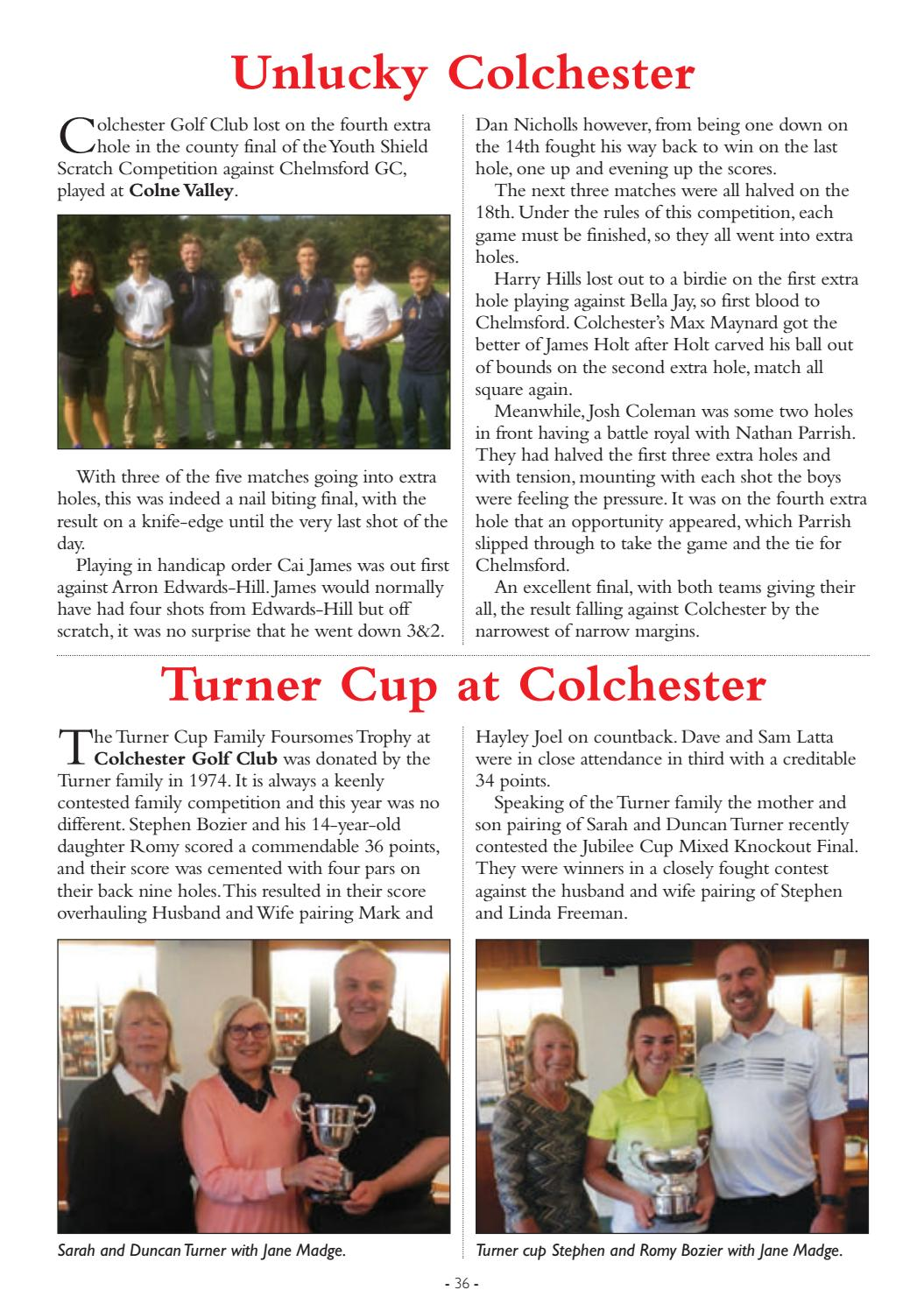 Oct 2017 by Essex Golfer Ltd - issuu