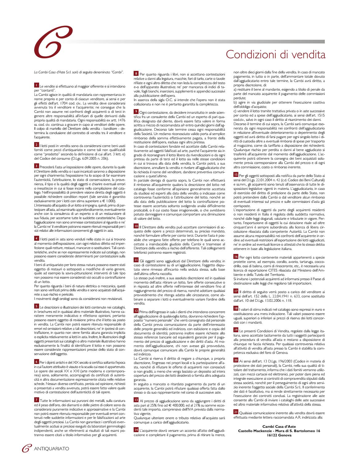 6 leggi di datazione relativa