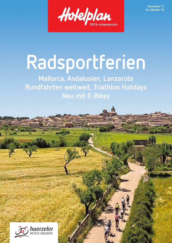 Hotelplan Radsportferien - November 2017 bis Oktober 2018 by ...