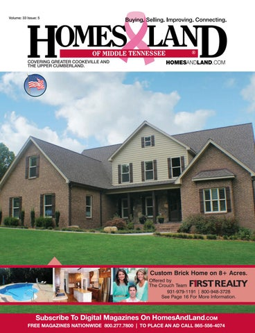 homes land of middle tennessee vol 33 issue 5 by homes land of rh issuu com