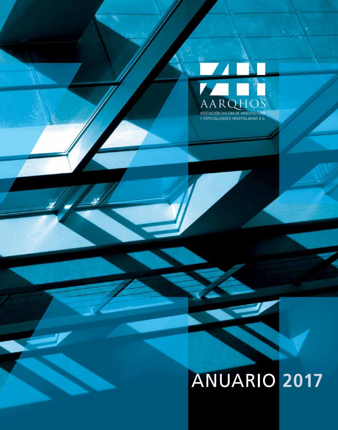 Anuario aarqhos edicion final 2017 by denise pichara - issuu