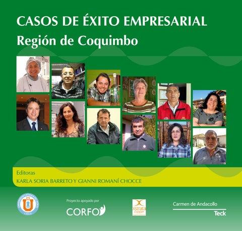 Libro Casos de Éxito empresarial by IAEULS - issuu 0141fb931838f