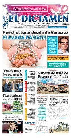 El Dictamen 05 de Octubre 2017 by El Dictamen - issuu 60c317fac01d0