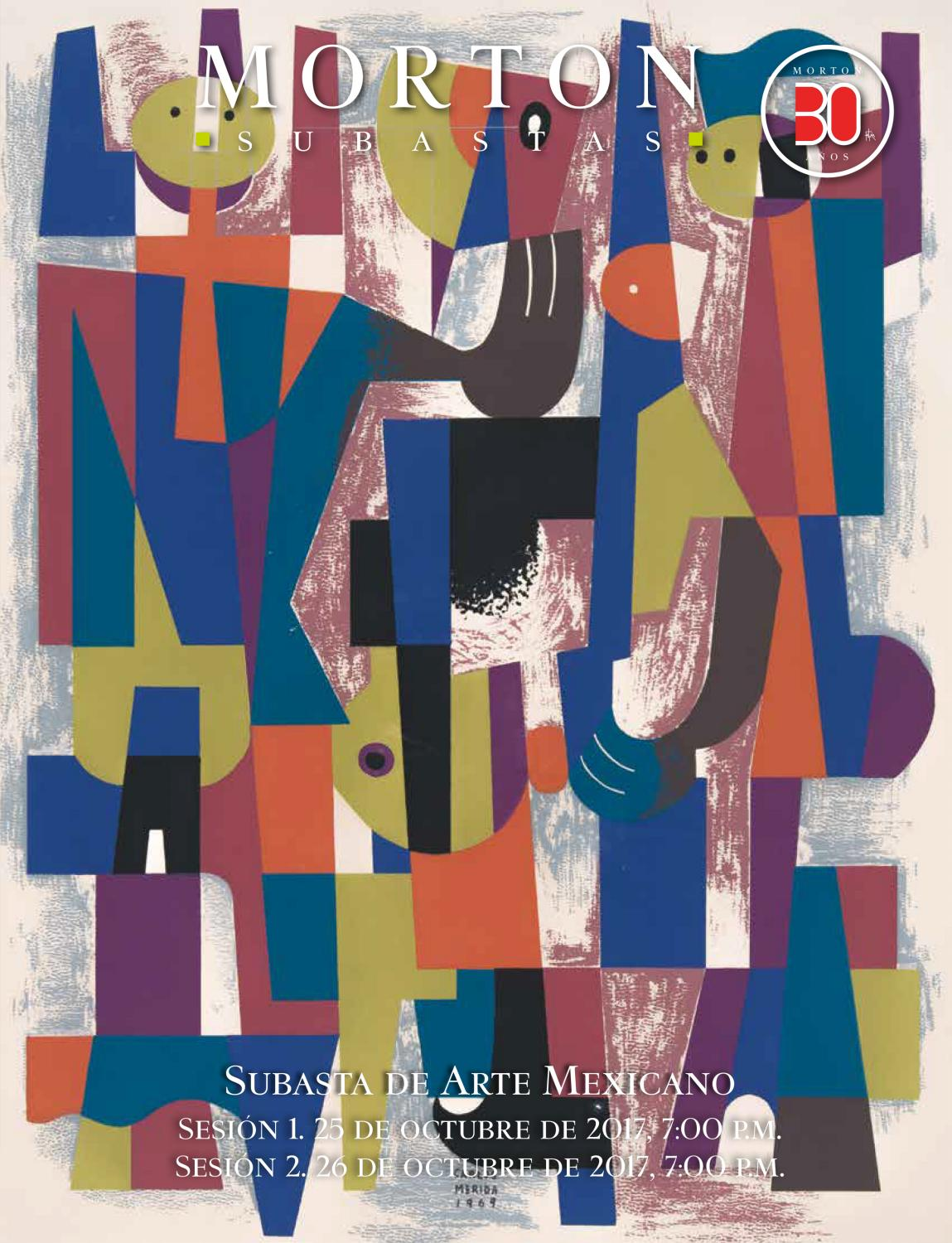 Subasta de Arte Mexicano by Morton Subastas - issuu