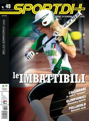 Unione Marciatori Veronesi Calendario.Sportdi 49 2017 By Sportdipiu Magazine Verona Mantova