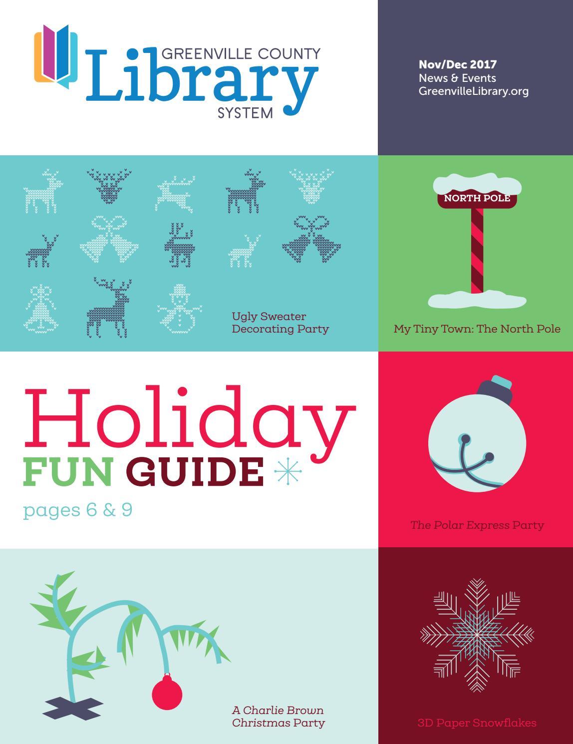 Nov/Dec 17 by Greenville County Library System - issuu