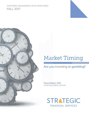 What is the investment timing options in finance